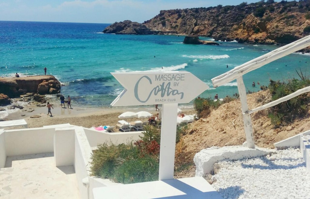 Cotton Beach Club Cala Tarida