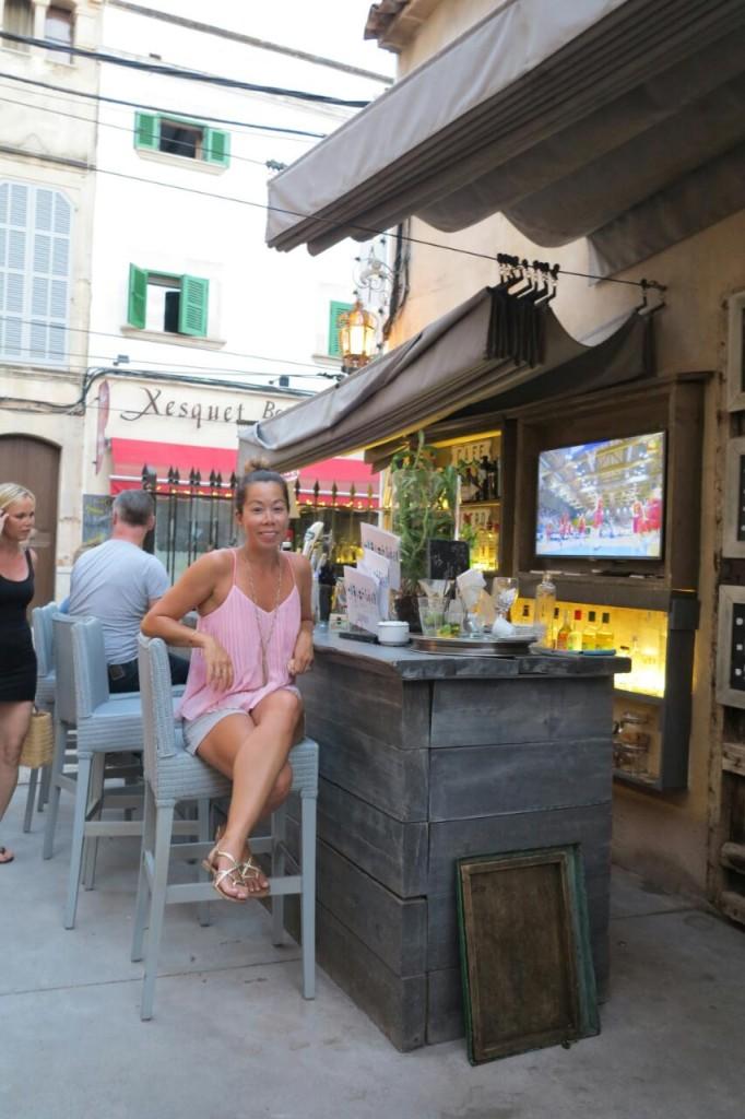 A kid friendly casita in mallorca bikinis and bibs - Cassai ses salines ...