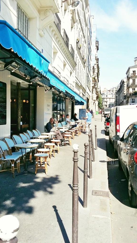 Le Maison Bleue Paris