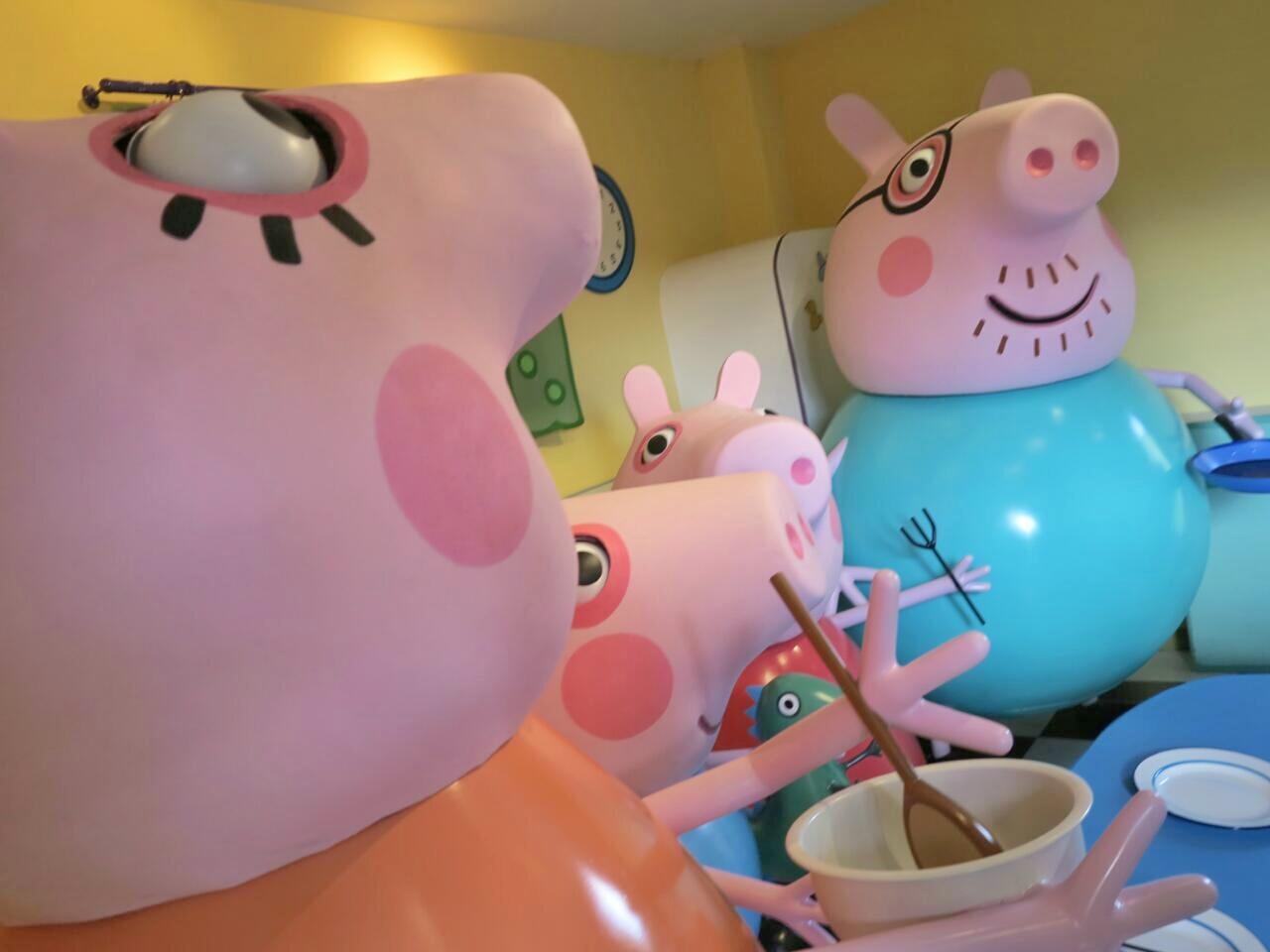 Peppa Pigs House