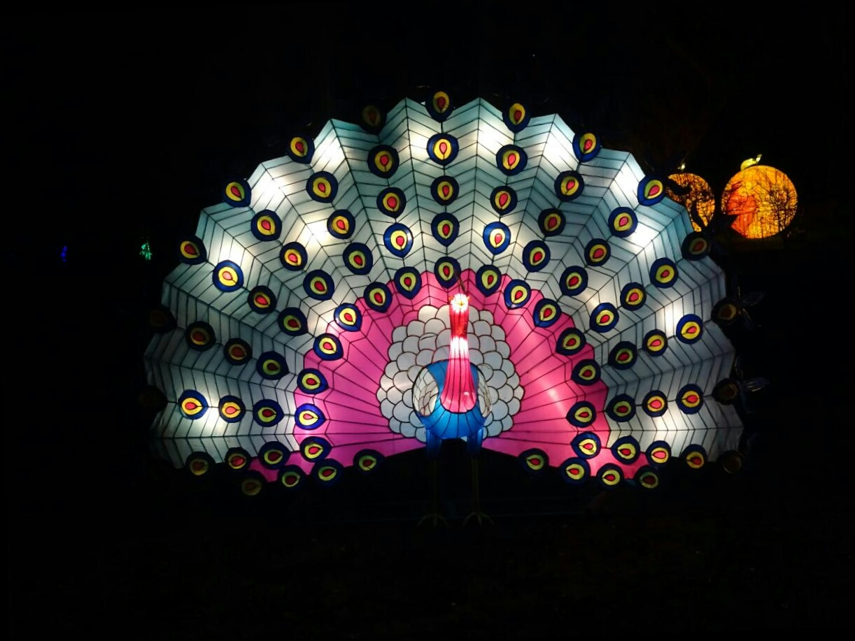 The Magical Lantern Festival, Chiswick House
