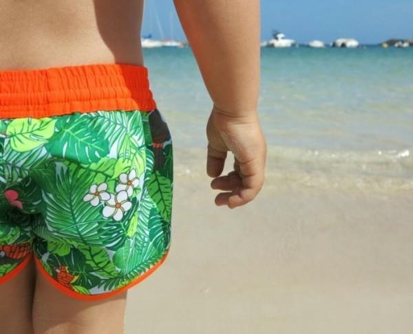 Little Beach Bums – Beanie & Bear Kids Beachwear