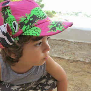 little hot dog watson sun hat