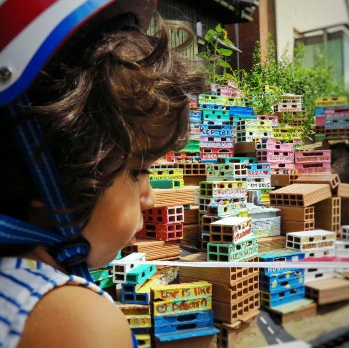 model favela horniman museum