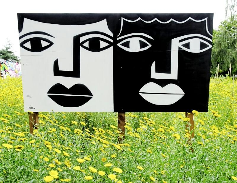 brazilian street art horniman museum