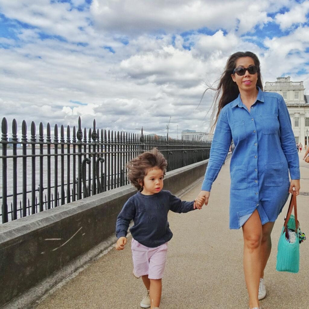 Greenwich - Family Day Out