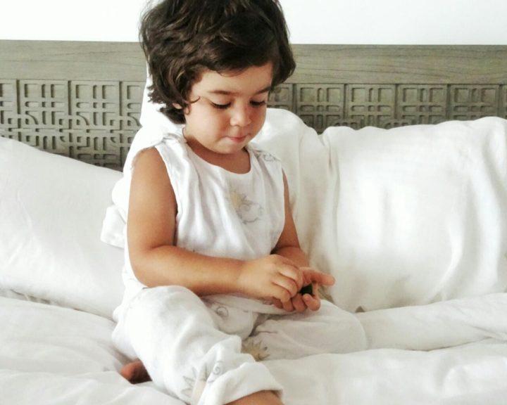 cosy toddler pyjamas