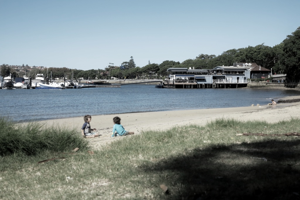 Beach Postcards From Sydney: A Family Guide