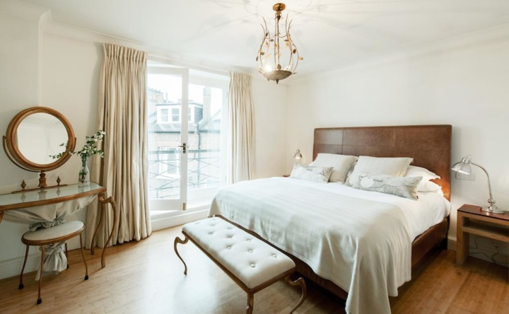 luxury self catering London