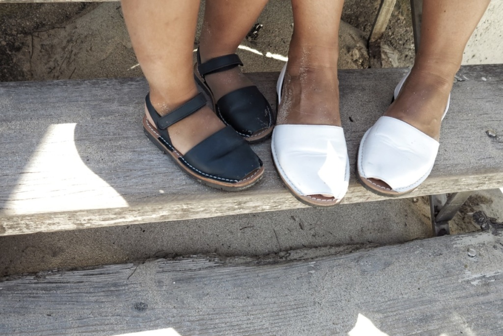 The Balearic Sandal: Palmaira