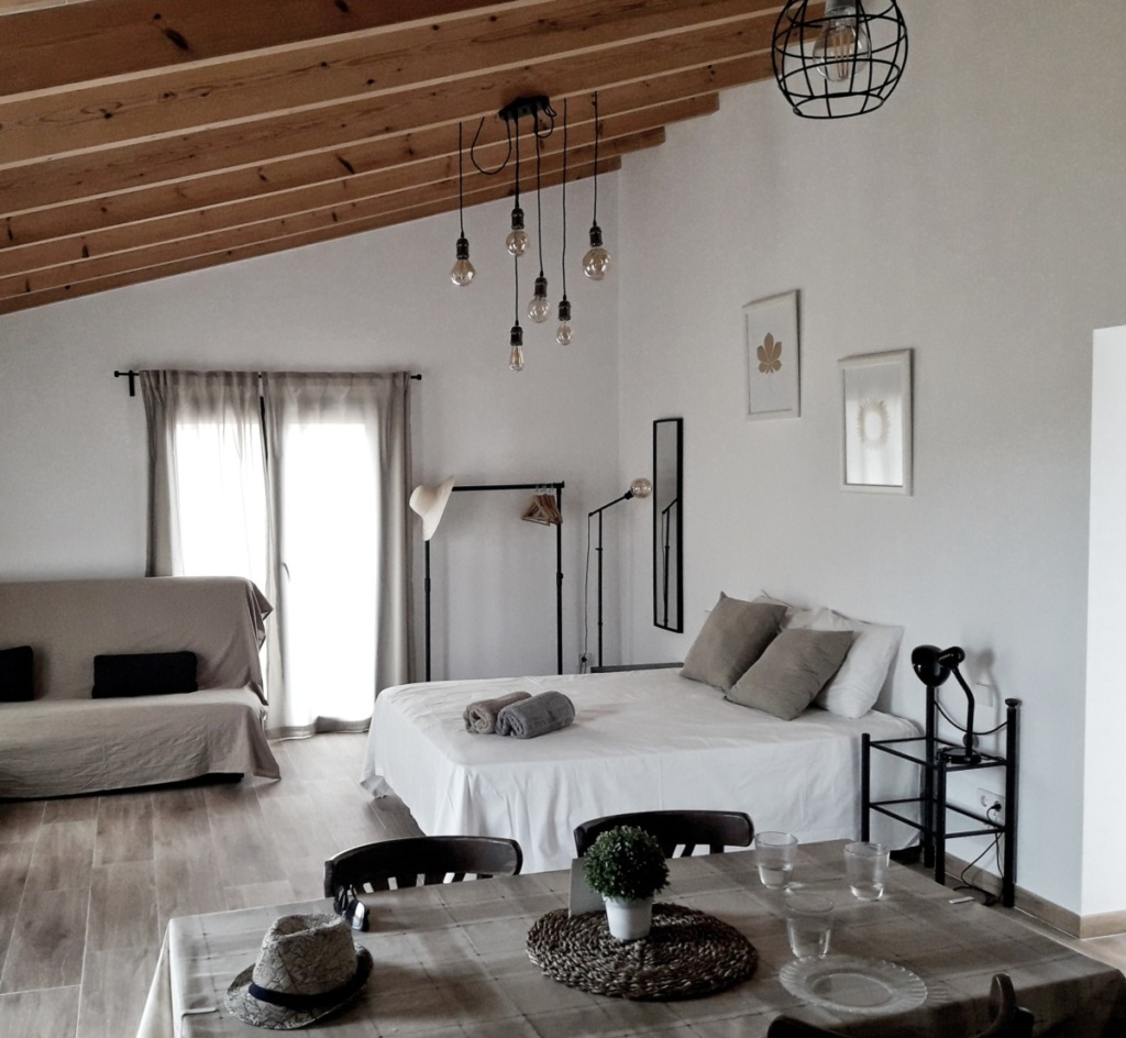 A Stylish Farmhouse Stay In South East Mallorca