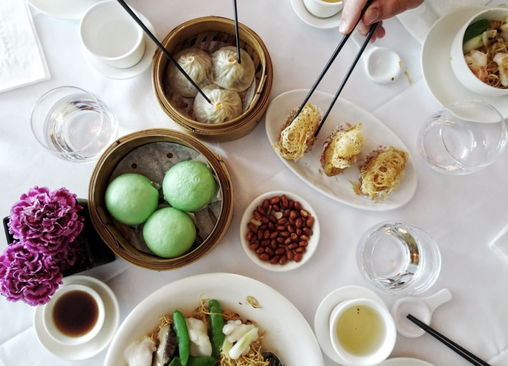 Dim Sum Treats & River Views: Royal China London