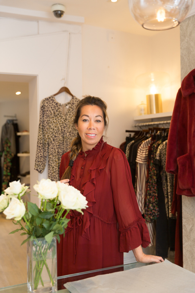A Stylist's Boutique: Feather & Stitch, London