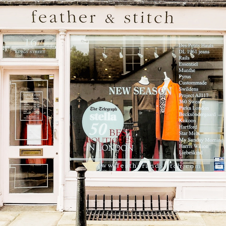 Feather & Stitch Richmond