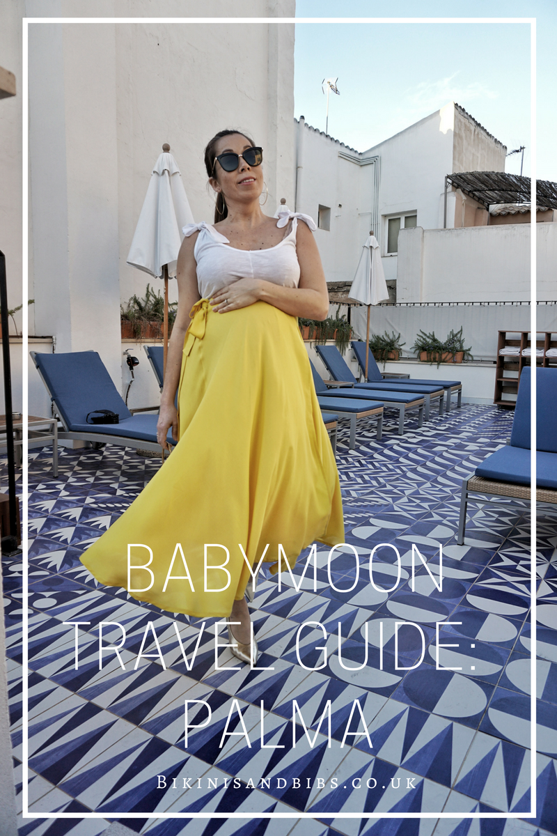 babymoon travel guide palma