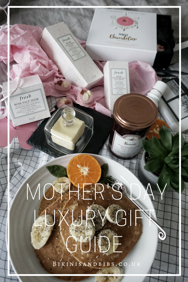 Mothers Day Luxury Gift Guide